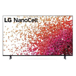 شاشة ال.جي 75 بوصة 4K سمارت بتقنية النانوسيل سلسة NANO75