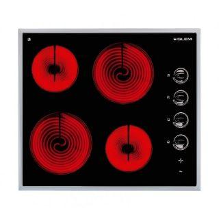 موقد سيراميك جليم كهرباء (60) سم , عدد الشعلات (4)