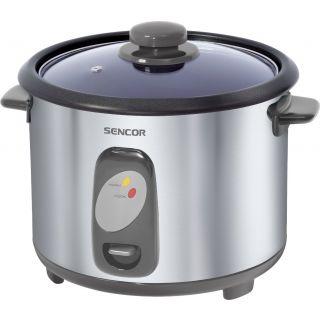 طباخة أرز سنكور 1.8 لتر 700 وات ستانلس ستيل